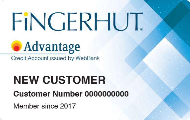 Tag Fingerhut Payment Chart Credit Card