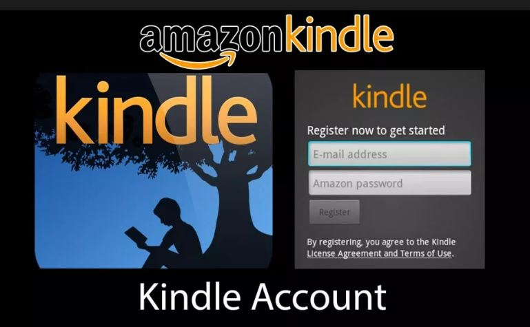 Amazon Kindle Account