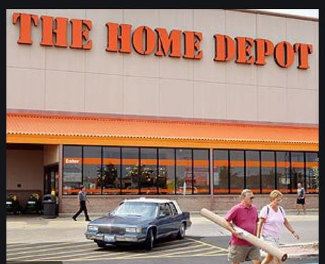 Home Depot Sign In