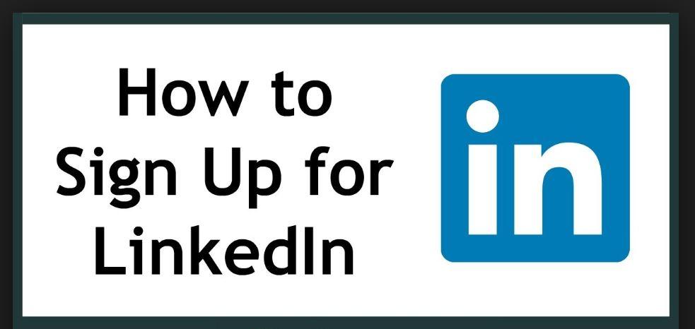 LinkedIn Sign Up Sign in Login