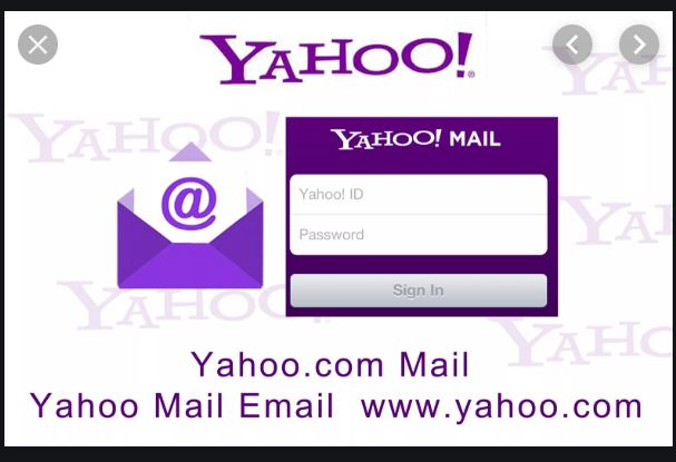 Yahoo Mail Sign In - Login www.yahoomail.com