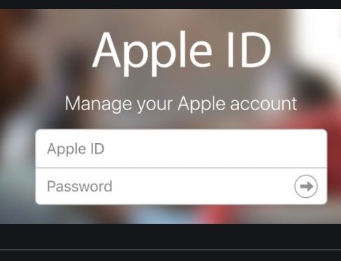 Apple Store Sign in  -  How To Recover Your Sign in details
