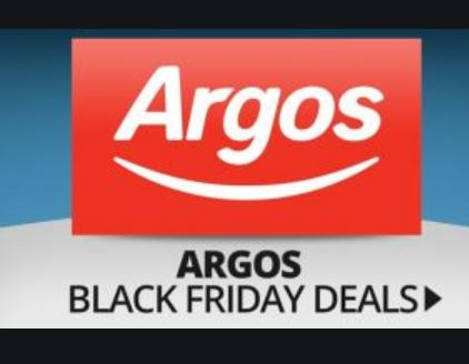 Argos Black Friday Deals, Sales and Date 2019