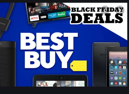 Best Buy Black Friday Ad, Deals and Sales 2019