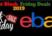 eBay Black Friday 2019 Ad, Deals & Sales | eBay Sale