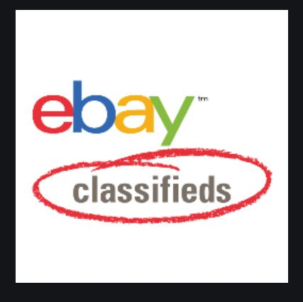 eBay Classifieds group| eBay Buy and Sell