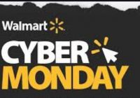 Get The Best Walmart Cyber Monday Deals and Sales 2019