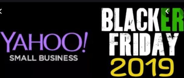 Get The Best Yahoo Small Business Black Friday 2019 Ads, Deals & Sales