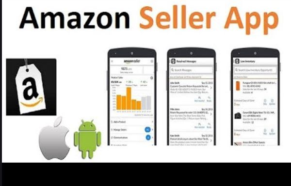 Amazon Seller Central App Download - How To Use Amazon Seller App