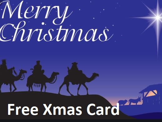 Free Online Christmas Cards Free Christmas Card Maker