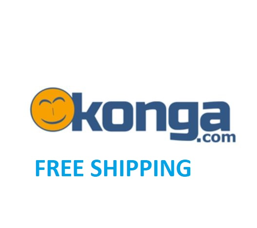 Free Shipping Konga - Sign Up | Buy Online | Konga Online Shopping