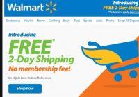 Free Shipping Walmart | Get Free 2-Day shipping on Walmart.com
