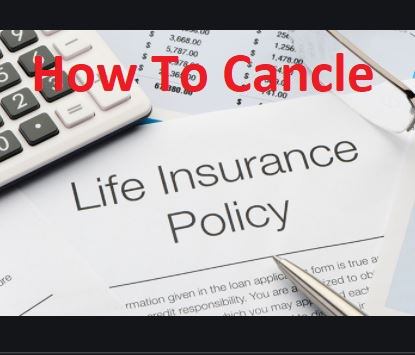 how-to-cancle-life-insurance