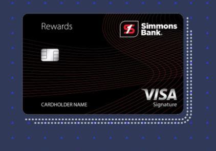 Simmons Rewards Visa Signature® Credit Card