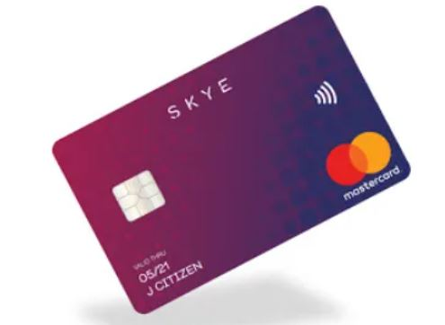 Skye Mastercard Credit Card