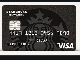 Starbucks Visa® Credit Card